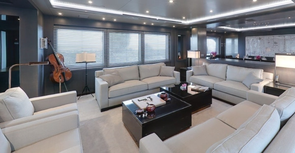 Yacht interior design trends 2019 yacht management - Interior design trends 2019 ...